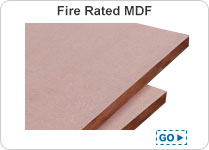 Fire Rated MDF