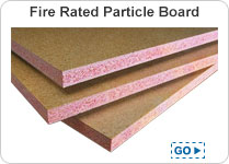 Fire Rated Particle Board