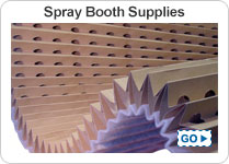 Spray Booth Supplies