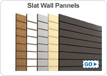 Slot Wall Pannels