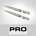 Pro 300 Series Ball Bearing Soft Close Drawer Slides
