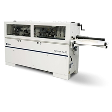 SCM Minimax ME35TE Automatic Edge Bander with Pre Mill Function