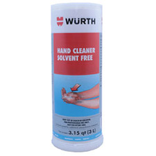 Wurth 089393401 Solvent-free Hand Cleaner - Yellow -3L