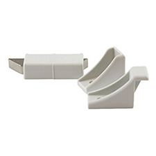 D300DL TIMBERLINE DEADLATCH WHITE