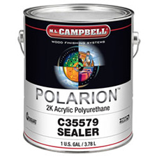 POLARION INTER CLEAR SEALER   1 GAL