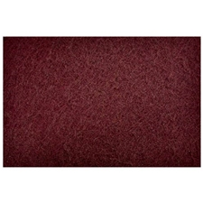 6X9 MAROON PAD 320G (FULL BOX 10PC)