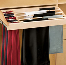 Rev A Shelf CWPTR-3014-1 Pull Out Closet Organizer for Pants - 30