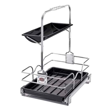 Rev A Shelf 544-10C-1 Undersink Pullout Removable Cleaning Caddy