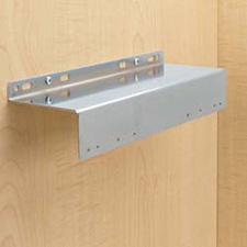 Rev A Shelf CRMB-12CR-5 Reverse Mounting Bracket for TRC Series Tie Racks - Chrome