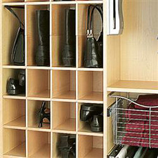 Rev A Shelf CWSPS-3614-2 Shoe Storage - 36