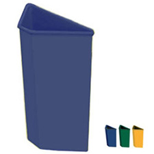 Rev-A-Shelf 9700-60B-52 Blue Replacement Container for Aluminum Recycle Centers
