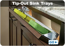 Tip-Out Trays