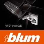 110° Clip Top Blumotion Hinges