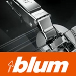 BLUM Clip Top Blumotion Angled Hinges