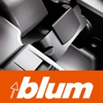 BLUM Clip Top Blumotion Hinge for Thick Doors