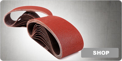 SurfPrep Wide Sanding Belts