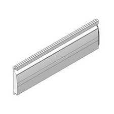 Blum Z37H468S.E W - Double Wall BOXSIDE - D Height - 500mm - White Aluminum