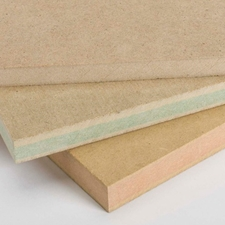 Flakeboard MDF Panel - Fire Rated - 1/2