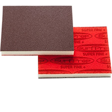 SurfPrep SPRFHR180 revolutionary SurfPrep Sanding System, foam sanding pads for exceptionally long life over all other abrasives