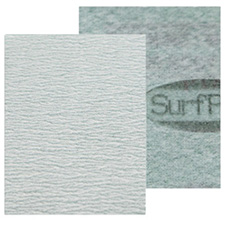 SurfPrep SP8010-0320 3x4 Inch Film H&L Cut Sheets 320 Grit Box/100