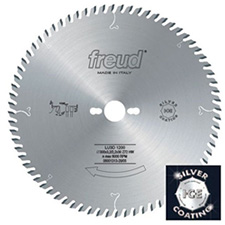 Freud LU3D02 220mm 64 Tooth Carbide Tipped Blade for Cutting and Sizing Double-Sided Laminate Panels