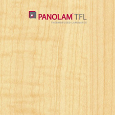 Panolam TFL Melamine W201 Natural Maple Satin Finish 5/8