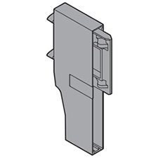 Blum Z40H0002.Z Orga-Line Cross Divider Connector for Tandembox Plus High Fronted pull-Out