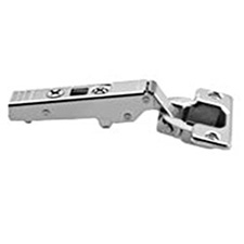 Blum 75T1550 CLIP Top Hinge - 107° Opening Angle - Overlay Application - with Spring - Screw-onBlum 75T1550 Charnière CLIP Top - Angle d'Ouverture de 107° - Recouvrement - À Ressort - À Visser