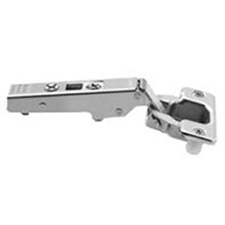Blum 75T1580 CLIP Top Hinge - 107° Opening Angle - Overlay Application - with Spring - Knock-inBlum 75T1580 Charnière CLIP Top - Angle d'Ouverture de 107° - À Recouvrement - À Ressort - À Frapper