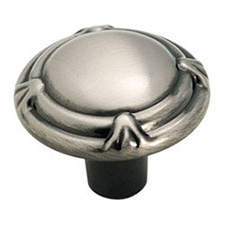 Amerock BP1821-PWT Design Details Collection Round Knob - 1 3/8