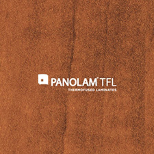 Panolam TFL Melamine W336 Sunset Chamois Finish 1
