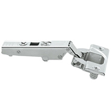 Blum 70T3580.TL 110° CLIP Top Hinge - Full Overlay (Straight Arm) - INSERTA (Press in)