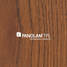 Panolam TFL Melamine W119 English Oak Satin Finish 1