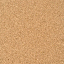 1/2 Single Sided Corkboard 4x8
