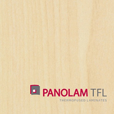 Panolam TFL Melamine S557 Riviera Maple Chamois Finish 3/4