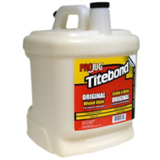 Titebond 50609 Titebond Original Wood Glue - 2.15 Gallons PROjug
