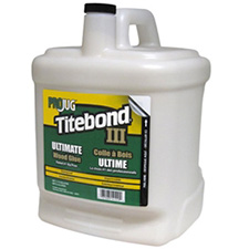 Titebond 14109 Titebond III Ultimate Wood Glue - 2.15 Gallons PROjug