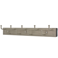 Rev A Shelf BRC-14SN Belt / Scarf Organizer Side Mounted Pullout for Closet - 14