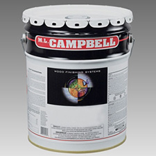 M.L. Campbell C148.12.5 Bittersweet Chocolate Lacquer - 5 Gallons