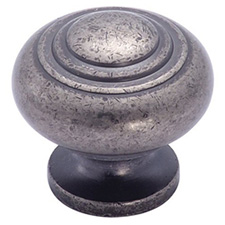 Amerock BP4258WN Inspirations Collection Mushroom Knob - 1 3/16