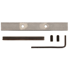 Knape & Vogt RT-SPK Round Rail Splice Kit for Barn Door