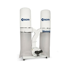 SCM ECO 300S DUST COLLECTOR DOUBLE