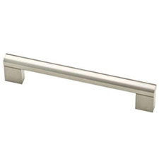 Liberty Hardware PN2809-110-C 160mm Olivia Pull, Stainless Finish