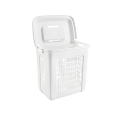 Rev-A-Shelf HPB-03323-52 Replacement Hamper for HPRV-1520 S, White