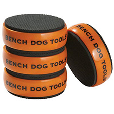 Bench Dog 10-035 Bench Cookie Work Grippers - 4/Pack