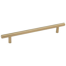 "Amerock BP40518BBZ Bar Pull Collection Pull – 7 9/16"" - 192mm – Golden Champagne"