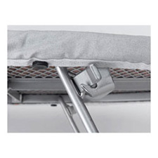 Rev A Shelf VIB-20CR Drawer Accessory - Fold-out Ironing Board for Bathroom/Vanity