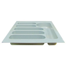 WHITE DRWER INSERT 300x524x56