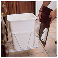 Rev-A-Shelf RV-DM-KIT Heavy Duty Door Mount Kit For Pullout Waste Containers