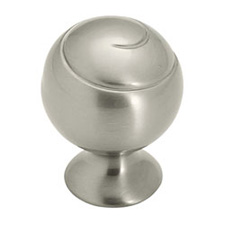 Amerock BP9338-G10 Swirl'Z Collection Knob - 1 1/8